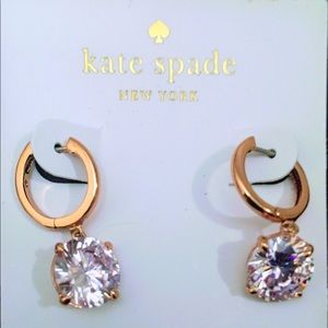 Kate Spade In a Flash earrings